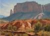 American Desert                             by Lorenzo Chavez